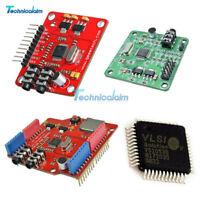 VS1053B VS1053 MP3 Music Board Shield Module TF/ SD Card Slot Arduino UNO R3