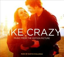 DUSTIN O'HALLORAN - LIKE CRAZY [ORIGINAL MOTION PICTURE SCORE] [DIGIPAK] NEW CD