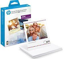 Hewlett Packard HP Social Media snapshots 10x13 25 feui