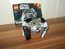LEGO® Star Wars  75128 TIE Advanced Prototype personnage notice
