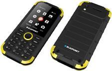 Blaupunkt Ruggedized Smartphone Sand Gelb Outdoor Handy 2,8 Zoll Display Dual-S
