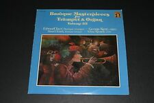 Baroque Masterpieces for Trumpet & Organ Volume III Edward Tarr FAST SHIPPING!!