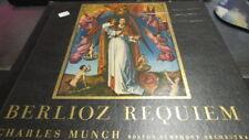 CHARLES MUNCH LIVING STEREO LP BERLIOZ REQUIEM