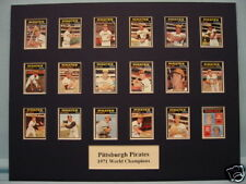 Pittsburgh Pirates 1971 World Series Champions