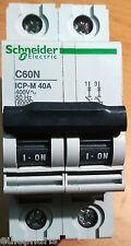 Automatico Interruptor de Control de Potencia. ICP de 2P 40A (2 polos)