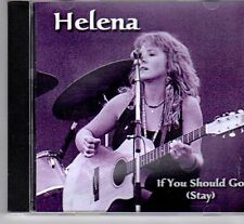 (DX791) Helena, If You Should Go (Stay) - 2003 DJ CD