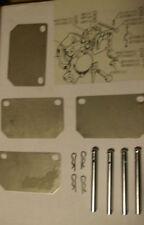 MG C MGC BRAKE PAD FITTING KIT (Pins & Shims)