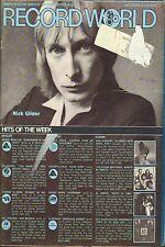 DEC 16 1978 RECORD WORLD music magazine NICK GILDER