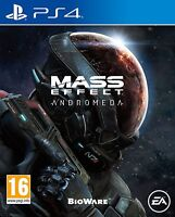 Mass Effect Andromeda - PS4 - NEW FACTORY SEALED - UK SELLER - FREE DELIVERY