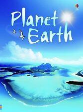 Usborne Beginners: Planet Earth by Leonie Pratt c2007 NEW Hardcover