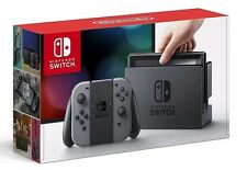 NINTENDO SWITCH CONSOLA GRIS 32GB