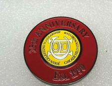 25 th Anniversary Celestino Fund Ferris State Ball Marker w/Removable Marker