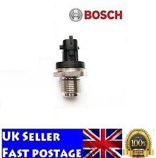 BOSCH Fuel Rail Pressure Sensor Ford Man Renault Volvo Vauxhall Fiat 0281002706