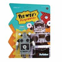 Pee-wee's Playhouse Conky ReAction Figure