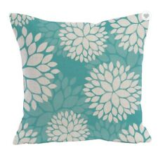 Brand New- Gorgeous Modern Floral Beach Cushion Cover - Selling quick!