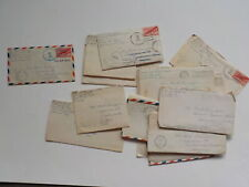 18 WW2 Letters 14th Marines 4th Division Westminster Maryland USMC Lot WW 2 WWII