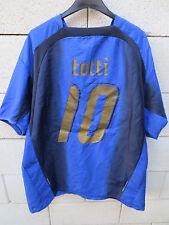 VINTAGE Maillot ITALIE TOTTI maglia shirt Puma Euro 2008 ITALIA collection XL