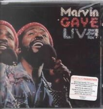 live 0731453088627 By Marvin Gaye CD