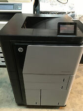 HP LaserJet Enterprise M806x+ M806 A4 A3 Mono Duplex Laser Printer + Warranty