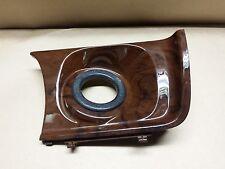 1999 - 2002 Toyota 4Runner LTD Ignition Switch Light Wood Trim Bezel 55408-35090