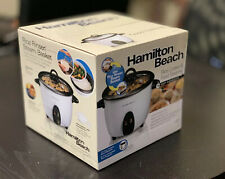 16 Cup Hamilton Beach Rice Cooker & Food Steamer - NEW in Sealed Box! Great gift