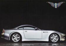 INVICTA COUPE S1 Sportscar Exote England Prospekt Brochure Sheet UK T