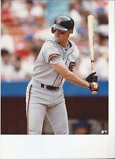 8 1/2 x 11 Glossy Photo Mike Greenwell Boston Red Sox {187}