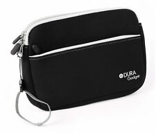 Black Water Resistant Neoprene Sleeve Case For Acer Iconia Tab A100 & A110