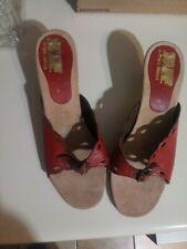Stuff by Vintage Frank Sbicca Sandals