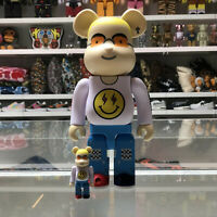 Back To The Future 100/% 400/% Bearbrick Doc Be@rbrick DCON 2020 BTTF