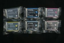 Epson T0807 Hummingbird Original Multipack Ink Cartridges