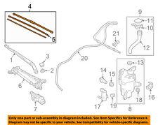 Lexus TOYOTA OEM 15-17 NX200t Wiper Arm-Front Blade 8522278012