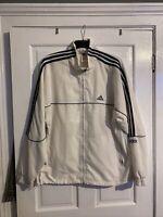 Retro Vintage Adidas Jacket Mens Large 04/01