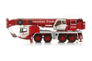 """Grove GMK4100L Truck Crane - """"TRANSCRAN ESSEN"""" - 1/50 - TWH #090-01318"""