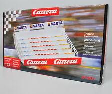 """Carrera 21101 Tribüne """"VARTA"""" Erweiterungsset / NEU"""
