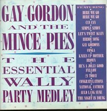 """Gay Gordon & The Mince Pies(12"""" Vinyl)The Essential Wally Party Medley-VG+/NM"""