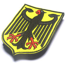 GERMAN EAGLE ARMY U.S. USA MORALE BADGE TACTICAL EMBROIDERED HOOK PATCH