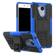 Carcasa híbrida 2 piezas Exterior Azul Funda para Huawei Honor 6c Cubierta