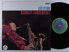 STANLEY TURRENTINE Let It Go ABC/IMPULSE LP VG+ gatefold ~