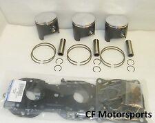 WSM 010-824-10 Yamaha 1300 Piston Top End Rebuild Kit GP1300R GP1300 PLATINUM