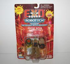 SPARTAN BATTLOID action figure ROBOTECH EXO SQUAD Harmony Gold 1994 EXOSQUAD