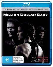 Million Dollar Baby (Blu-ray, 2011) Region B I Clint Eastwood I Hilary Swank