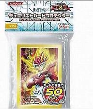 Yu-Gi-Oh! Zexal Duelist Card Protector ZEXAL Card Sleeves 2013 50c
