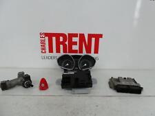 2013 FORD FIESTA 999cc Petrol ECU Engine Control Unit Kit Parts C1B112A650PE