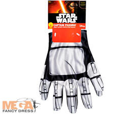 Rubie's Official Adult's Star Wars Captain Phasma Gloves - One Size