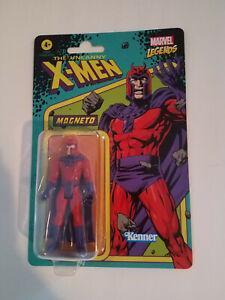 "Magneto Marvel Legends Retro 3.75"" Kenner Hasbro The Uncanny X-Men Action Figure"