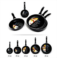 14/20/24/26/28 cm Chef Aid Non-Stick Aluminum Induction Frying Fry Cooking Pan