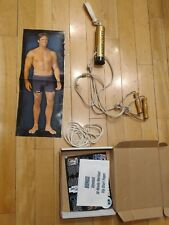 Vintage Exer-Gym Resistance Trainer Exerciser Manuals Rare 1970 build muscle