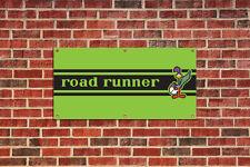 1970 Plymouth Roadrunner Garage Shop Banner Tribute