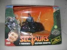 SECTAURS PINSOR CON BATTLE BEETLE GIG UOMINI INSETTO MINT IN BOX !!